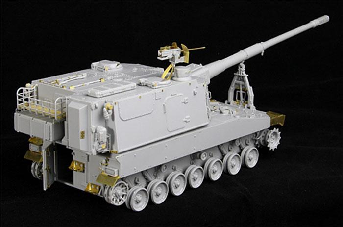 陸上自衛隊 99式 自走155mm榴弾砲 ディテールアップパーツセットマルチマテリアル(ライオンロア1/35 Full Set of SuperDetail-Up Conversion SeriesNo.LAS35023)商品画像_2