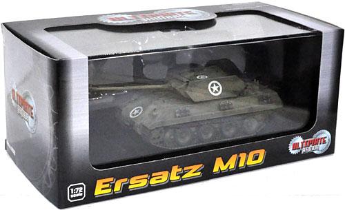 ドイツ M10 パンター (偽装戦車) 第150装甲旅団 アルデンヌ 1944完成品(ドラゴン1/72 アルティメットアーマー (ULTIMATE ARMOR)No.60529)商品画像