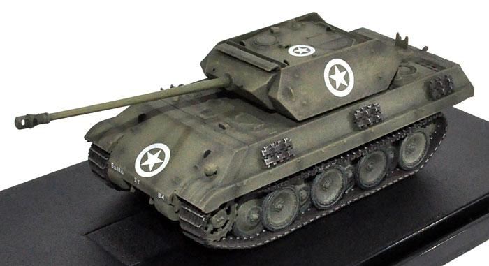 ドイツ M10 パンター (偽装戦車) 第150装甲旅団 アルデンヌ 1944完成品(ドラゴン1/72 アルティメットアーマー (ULTIMATE ARMOR)No.60529)商品画像_2