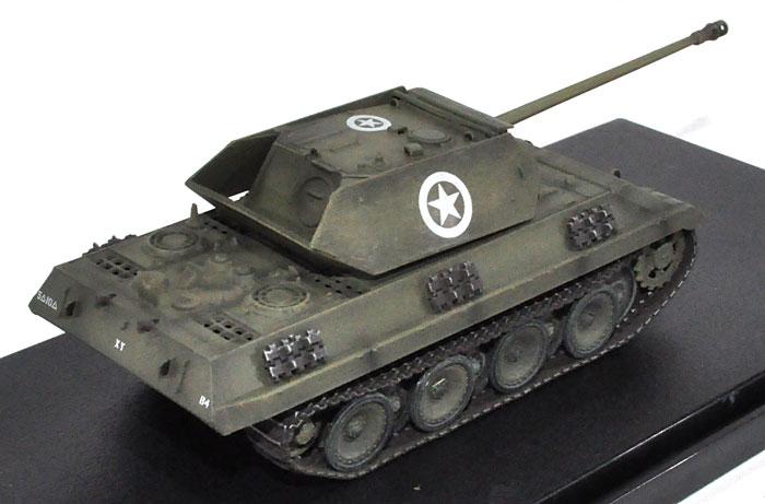 ドイツ M10 パンター (偽装戦車) 第150装甲旅団 アルデンヌ 1944完成品(ドラゴン1/72 アルティメットアーマー (ULTIMATE ARMOR)No.60529)商品画像_3