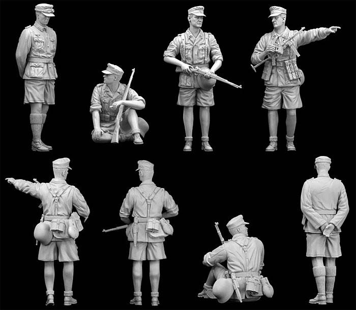 ドイツ 山岳猟兵 クレタ島 1941プラモデル(ドラゴン1/35 39-45 SeriesNo.6742)商品画像_3