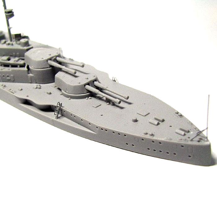 英国海軍 クイーン・エリザベス級戦艦 ウォースパイト 1915 (エッチングパーツ付)プラモデル(ピットロード1/700 スカイウェーブ W シリーズNo.W149E)商品画像_4