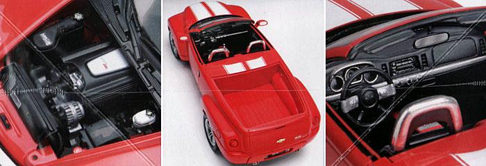 シェビー SSR (TRUCKS)プラモデル(レベルカーモデルNo.85-4052)商品画像_1