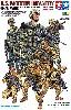 アメリカ現用歩兵 イラク戦争 (人形8体セット)
