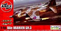 エアフィックス1/48 ミリタリーエアクラフトBae ハリアー Gr.3