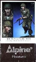 アルパイン1/16 フィギュア突撃 (The Charge) アメリカ海兵隊 1943/44