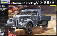 レベル1/35 ミリタリードイツ トラック V3000S