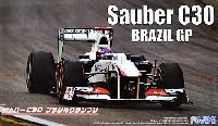 フジミ1/20 GPシリーズ SP (スポット)ザウバー C30 ブラジルGP 小林可夢偉 ドライバーフィギュア付