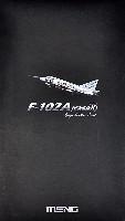 F-102A デルタダガー 戦闘機 (ケース X) ジョージ・W・ブッシュ機