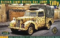 イギリス 小型汎用車 10HP ティリー ピックアップ