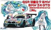 フジミRacing ミク シリーズGSR 初音ミク BMW BMW Z4 GT3 2012 スーパーGT Rd.2 富士