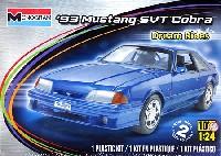 レベル/モノグラムカーモデル'93 マスタング SVT コブラ (ドリーム ライド)