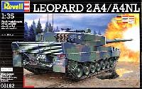 レベル1/35 ミリタリーレオパルト 2A4/A4NL