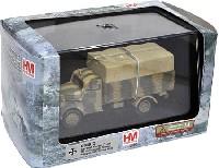 ホビーマスター1/72 グランドパワー シリーズドイツ 3トン カーゴトラック 第8山岳猟兵師団
