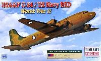 ミニクラフト1/144 軍用機プラスチックモデルキットアメリカ陸軍航空隊 C-54 / アメリカ海軍 R5D 第2次大戦