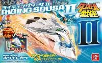 バンダイダンボール戦機ライディングソーサ 2 (ホワイトカラー)