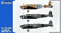 スペシャルホビー1/48 エアクラフト プラモデルイタリア フィアット BR.20M 夜間爆撃機 デルタ銃塔搭載型