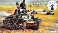 ドイツ シュコダ 35(t)戦車 (アップデート レジン+エッチング+金属砲身+戦車長フィギュア)