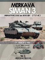 イスラエル主力戦車 メルカバ 3 バズ and RAMAQH 写真集 1