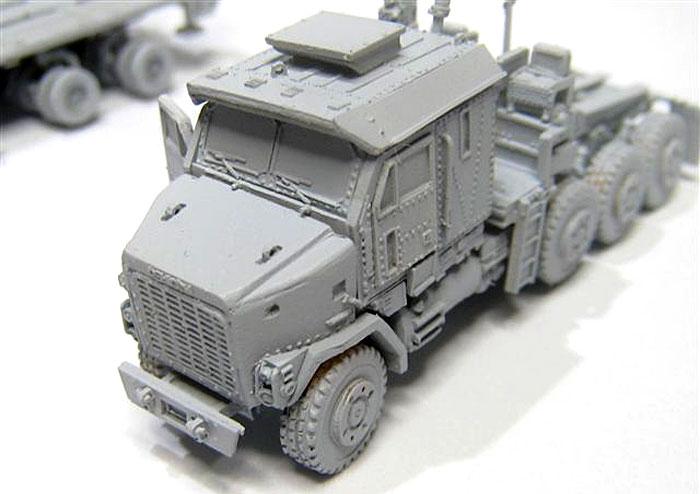 M1070/1000 H.E.T. (重装備輸送車)レジン(マツオカステン1/144 オリジナルレジンキャストキット (AFV)No.MATUAFV-055)商品画像_2