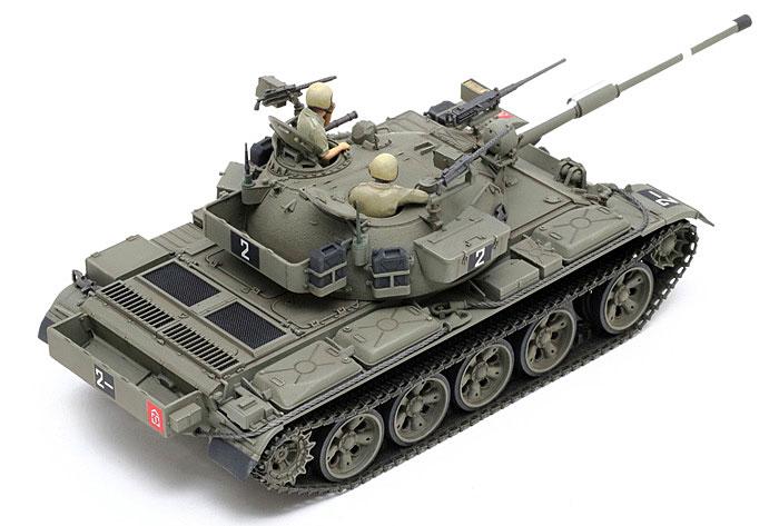 イスラエル軍戦車 ティラン 5プラモデル(タミヤ1/35 ミリタリーミニチュアシリーズNo.328)商品画像_3