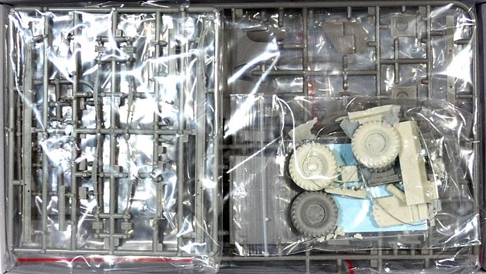 CMP C15A シボレー トラック Cab.13プラモデル(ミラーモデルズ1/35 AFVモデルNo.35102)商品画像_1