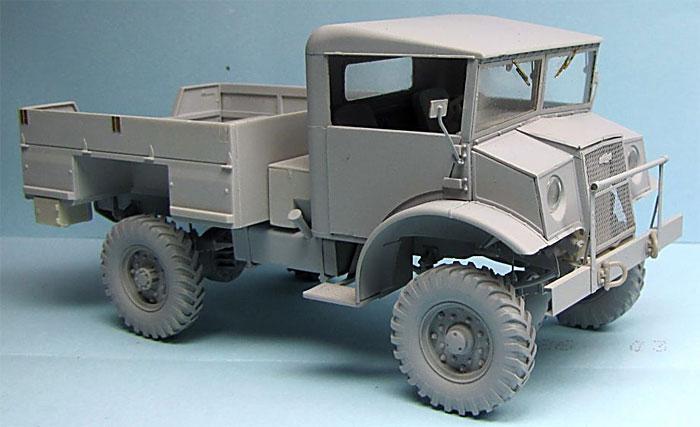 CMP C15A シボレー トラック Cab.13プラモデル(ミラーモデルズ1/35 AFVモデルNo.35102)商品画像_3