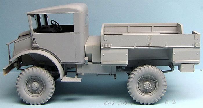 CMP C15A シボレー トラック Cab.13プラモデル(ミラーモデルズ1/35 AFVモデルNo.35102)商品画像_4