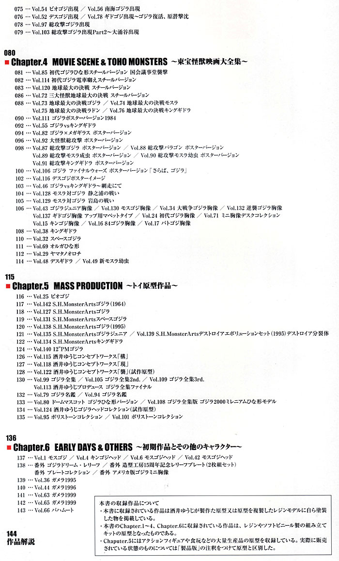 酒井ゆうじ 怪獣造形作品集 GODZILLA DREAM evolution本(ホビージャパンHobby Japan BookNo.0577)商品画像_1
