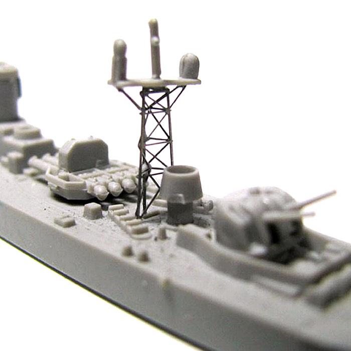 海上自衛隊 護衛艦 DE-211 いすず (エッチングパーツ付)プラモデル(ピットロード1/700 スカイウェーブ J シリーズNo.J-056E)商品画像_3