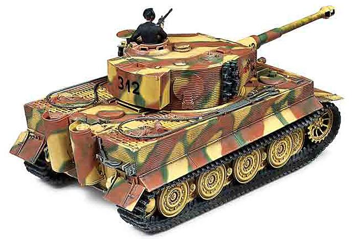 ドイツ重戦車 タイガー1シリーズ コーティングシートセットシート(タミヤディテールアップパーツ シリーズ (AFV)No.12653)商品画像_3