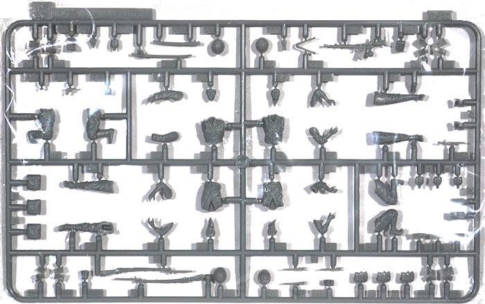 日本陸軍歩兵 (ペリリュー 1944年)プラモデル(サイバーホビー1/35 AFV シリーズ ('39~'45 シリーズ)No.6555)商品画像_1
