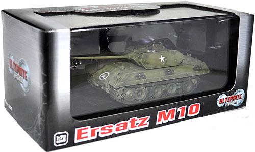 ドイツ M10パンター (偽装戦車) 第150装甲旅団 ベルギー 1944完成品(ドラゴン1/72 アルティメットアーマー (ULTIMATE ARMOR)No.60649)商品画像