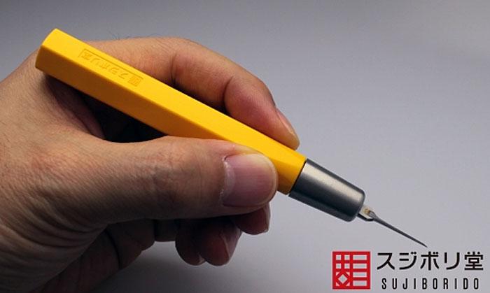 BMC タガネホルダー イエローホルダー(スジボリ堂BMCタガネホルダーNo.TH0030)商品画像_2
