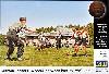 ドイツ 戦車兵 4体 + 少年 1体 & 犬 夏のサッカーゲームシーン