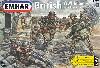 WW1 イギリス 歩兵 & 戦車兵 (52体入)