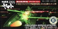 大ガミラス帝国航宙艦隊 ガミラス艦用 カラーセット 1
