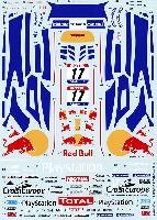 タブデザイン1/24 デカールマクラーレン MP4-12C Sebastien Lobe Racing #17 GT-Tour 2012