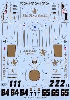 ロータス Type72E フルスポンサーデカール