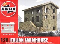 イタリアの農場の家