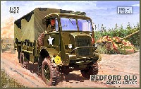 イギリス ベッドフォード QLD 3トン 4輪駆動 カーゴトラック