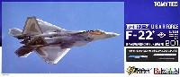 アメリカ空軍 F-22 ラプター 第422試験評価飛行隊 (ネリス空軍基地)