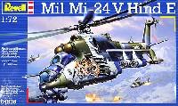 レベル1/72 飛行機ミル Mi-24V ハインド E