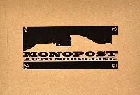 モノポスト1/20 オリジナルレジンキットメルセデス F1 W03 ブラジル戦仕様