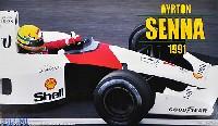 フジミ1/20 GPシリーズ SP (スポット)マクラーレン ホンダ MP4/6 アイルトン・セナ 1991
