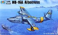 トランペッター1/48 エアクラフト プラモデルHU-16A アルバトロス