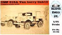ミラーモデルズ1/35 AFVモデルCMP C15A シボレー トラック Cab.13