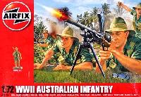 エアフィックス1/72 AFVWW2 オーストラリア軍 歩兵