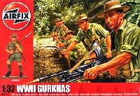 WW2 グルカ兵