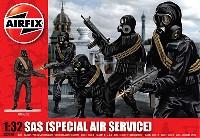SAS 特殊空挺部隊